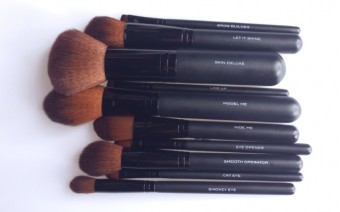#makeupbrushes by SERENA GOLDENBAUM
