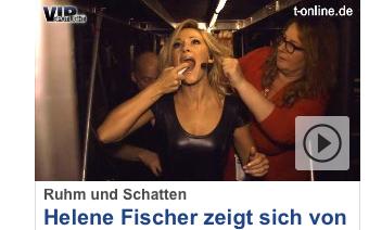 Helenes Make-up on Tour 2015